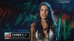 Andrea, de 'La isla de las tentaciones', rotunda tras los rumores: