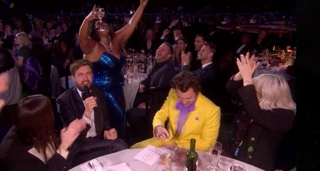 Harry Styles, Lizzo and Jack Whitehall had a LOT of fun during the