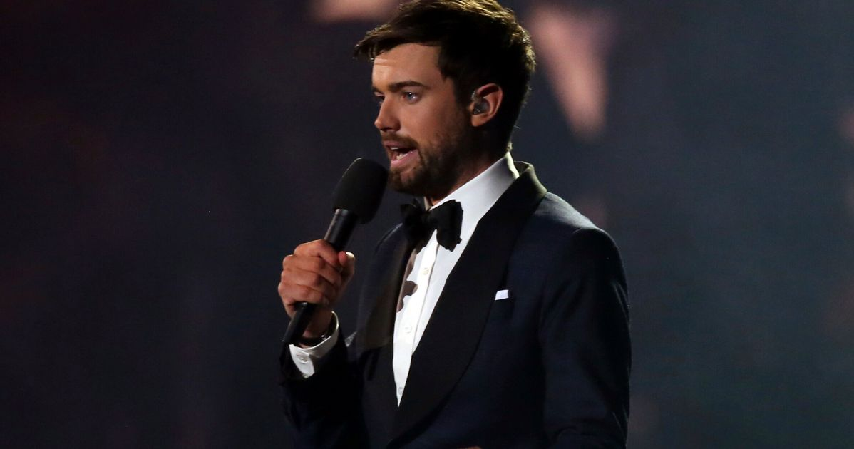 14 Times Jack Whitehall Had Us In Stitches During This Year's Brit Awards