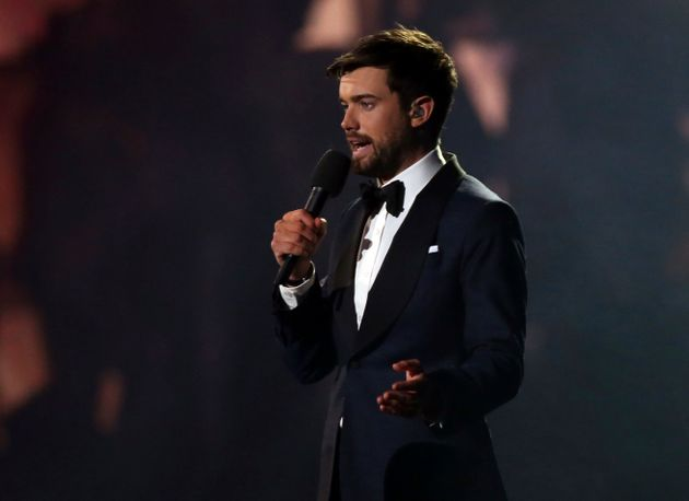 Jack Whitehall during the Brit
