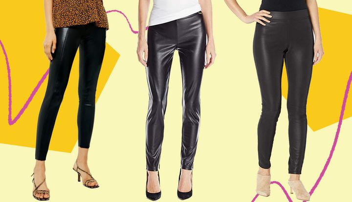 There's a dupe for almost anything — even Spanx's beloved leather leggings.