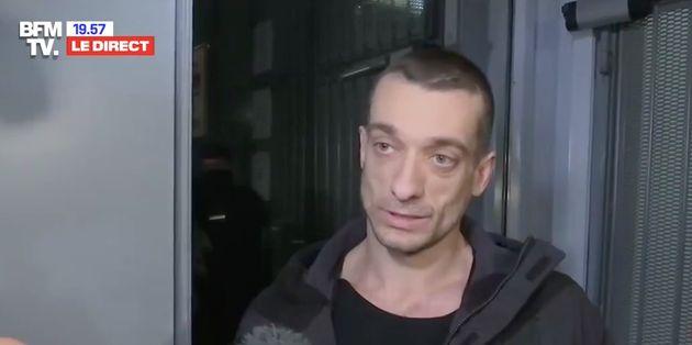 Affaire Griveaux: Piotr Plavenski veut