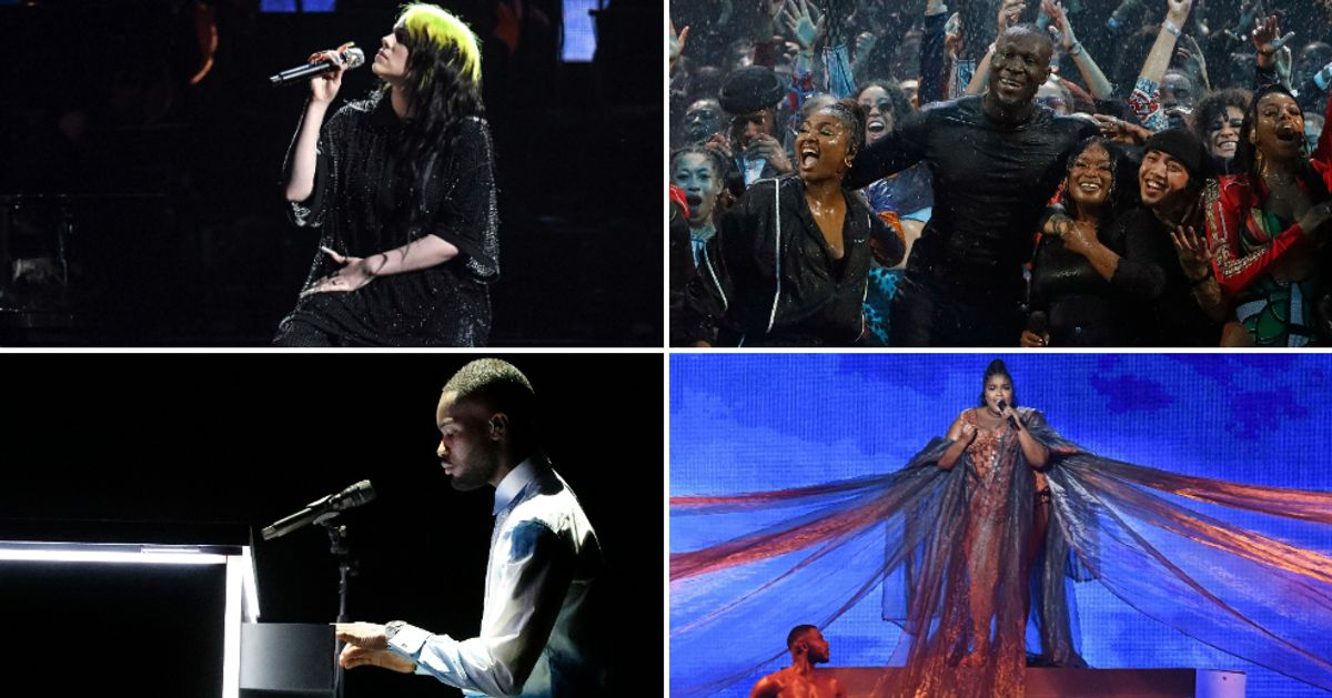 From Stormzy To Lizzo, Here's Our Definitive Ranking Of This Year's Brit Awards Performances