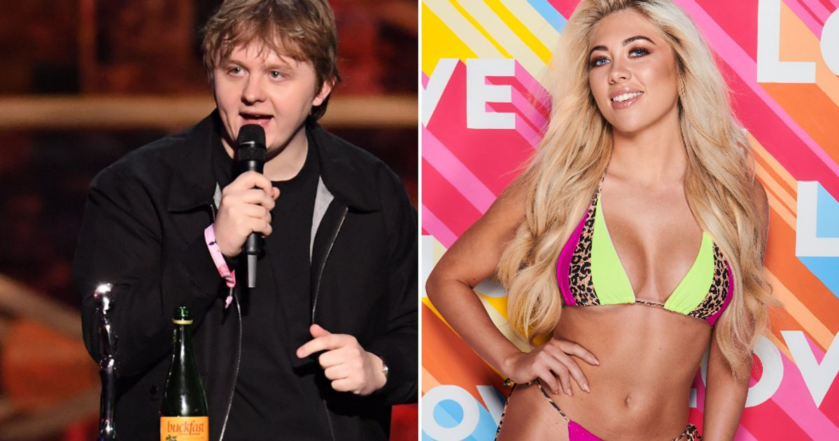 Lewis Capaldi Has Us Howling As He References Ex's Love Island Stint In Brit Awards Speech