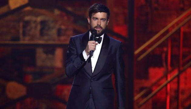 Brit Awards presenter Jack