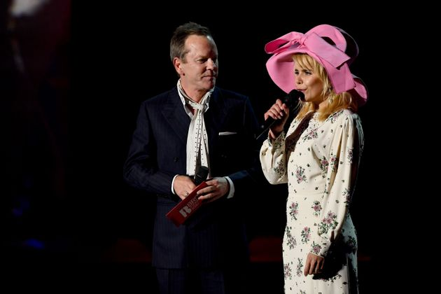 Paloma Faith lamented the lack of women among this year's