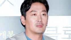 하정우가 '프로포폴 불법 투약 의혹'에 대해 밝힌 입장