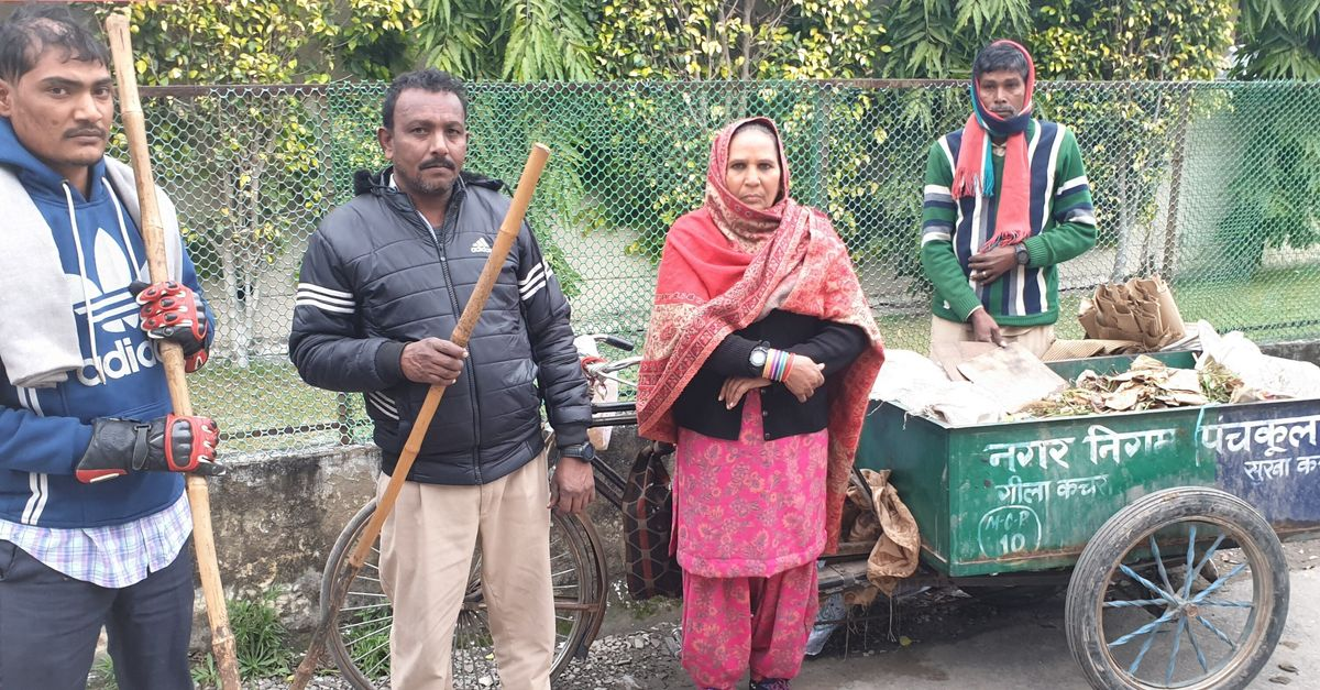Surveillance Slavery: Swachh Bharat Tags Sanitation Workers To Live-Track Their Every Move