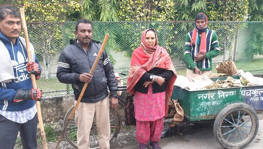 Surveillance Slavery: Swachh Bharat Tags Sanitation Workers To Live-Track Their Every