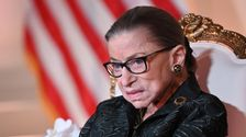 5e4cacd22300006f0339b593 - Ruth Bader Ginsburg Wows Instagram Users With Fabulous Glittery Look