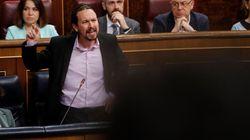 Pablo Iglesias estalla contra el PP por