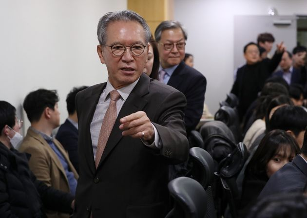 김형오 미래통합당