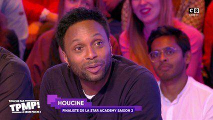 Houcine, ancien de la Star Academy, réagit aux accusation de truquage de Georges-Alain, sur le plateau...