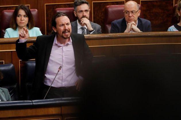 El vicepresidente segundo del Gobierno, Pablo