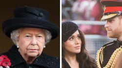 La regina può togliere il marchio. Ecco perché Harry e Meghan restano una macchina da