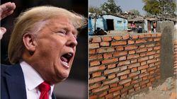 A Índia construiu um muro para Trump e as razões são as piores