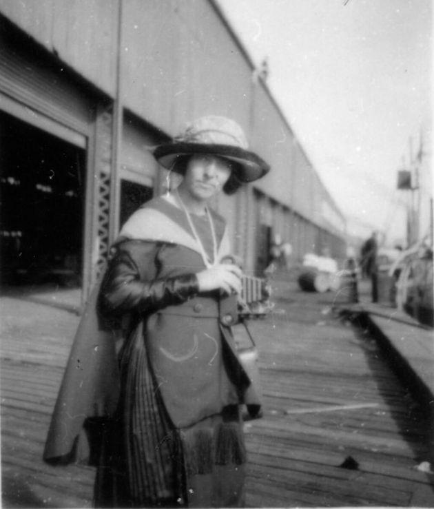 Elizabeth Williams est née en 1879 et est décédée en 1981 dans la pauvreté...