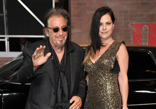 La fidanzata lascia Al Pacino: