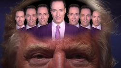 There Are 'No Rules For Donald' Trump In Randy Rainbow's Dua Lipa