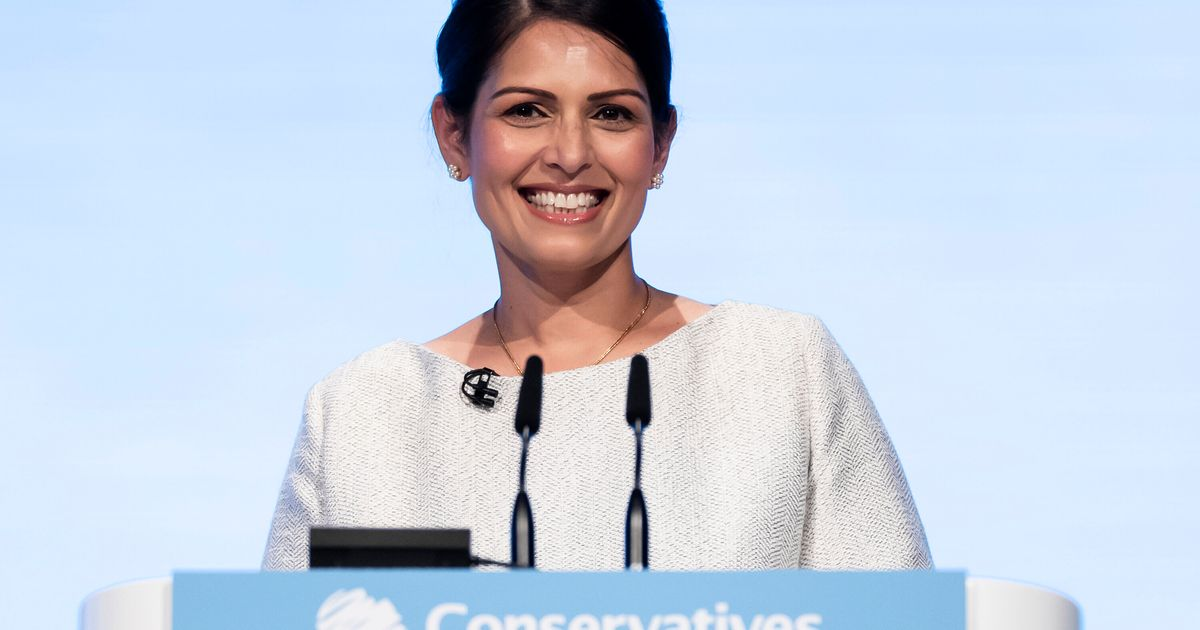 Priti Patel Admits Her New Immigration Rules Could Have Stopped Her Parents Moving To Britain
