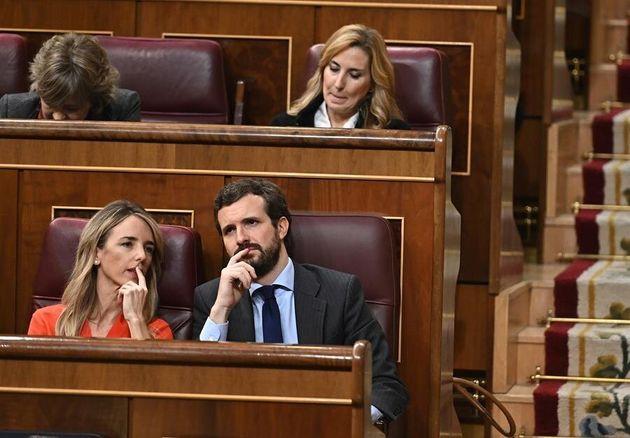 Álvarez de Toledo y Casado durante la sesión de