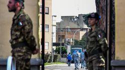 Coronavirus, alla Cecchignola sta per finire la quarantena dei 55 italiani arrivati da