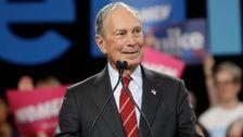 Το Bloomberg Κάνει Το Ντεμπούτο Του Στις Δημοκρατικές Προεδρικές Συζήτηση Στάδιο Στη Νεβάδα