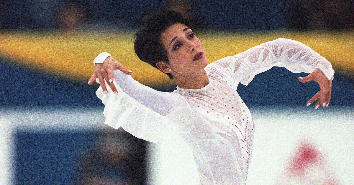 La patineuse Sarah Abitbol entendue par les enquêteurs après ses accusations de viol