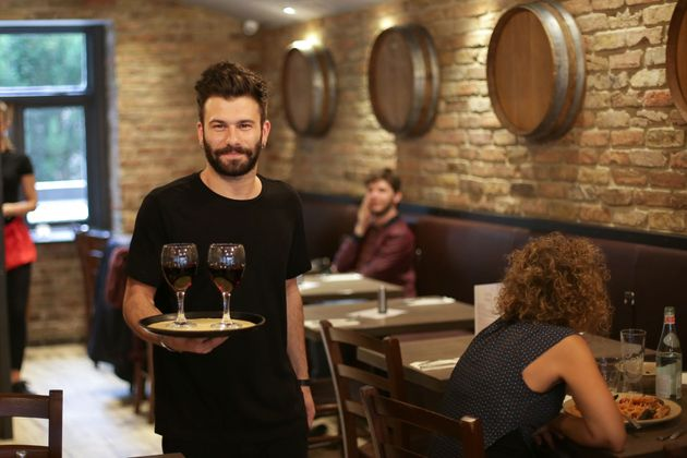 Imagen de un restaurante italiano en