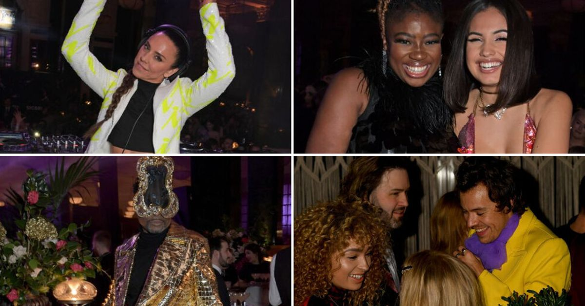 14 Photos From The Brit Awards After Parties That Will Give You FOMO