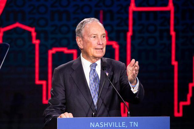 Bloomberg osservato speciale a Las Vegas. Un dibattito seminato di