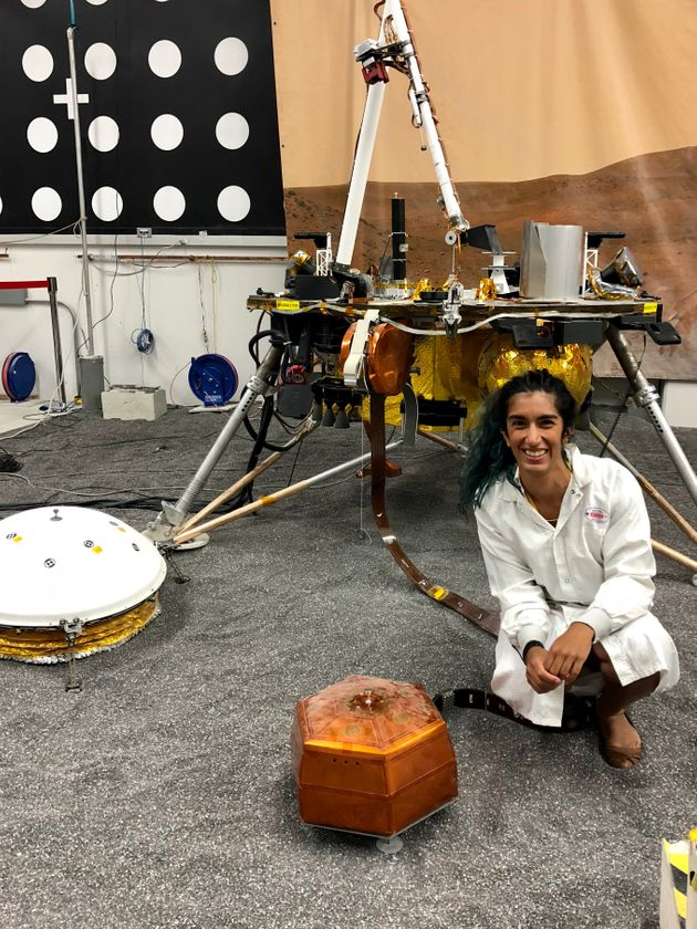 Alibay is currently working on the Mars rover for the 2020 mission, scheduled for launch in