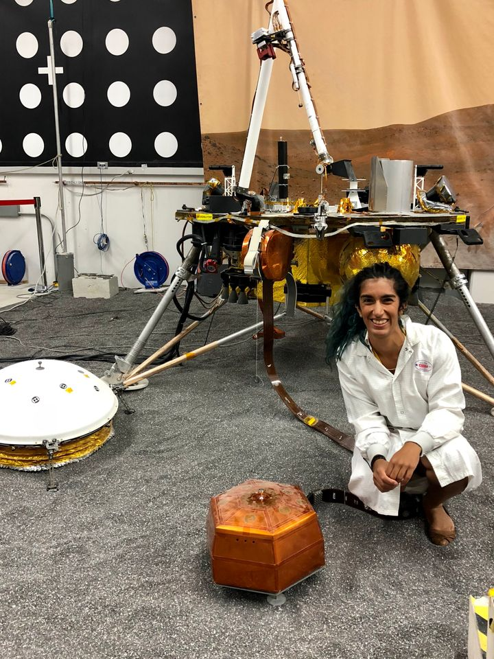 Alibay is currently working on the Mars rover for the 2020 mission, scheduled for launch in July.