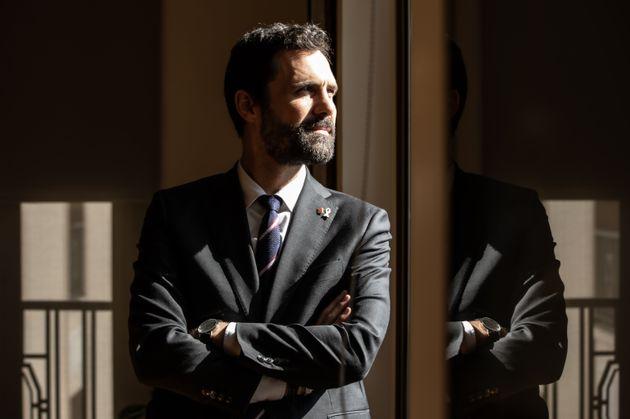 Torrent, en la delegación de la Generalitat en