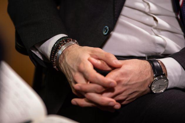 Las manos de