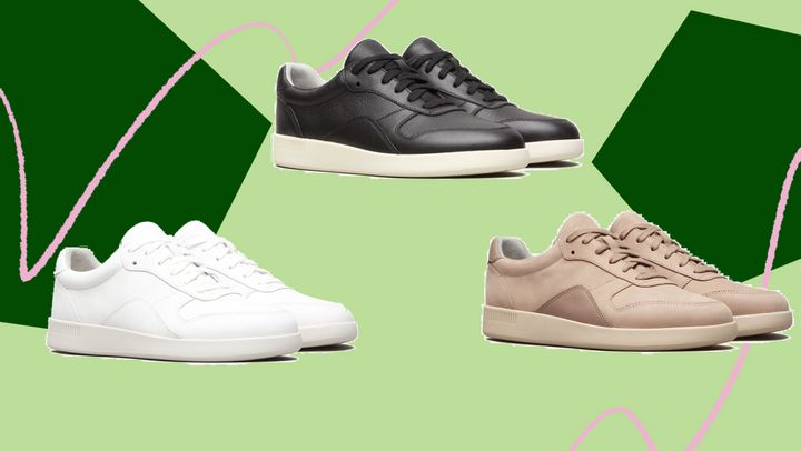 Get ready to roll up your jeans because you'll be wearing Everlane's new sneakers this spring.