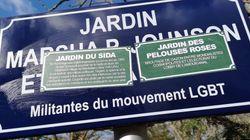 Du vandalisme homophobe à Metz dans un lieu nommé en hommage à des activistes
