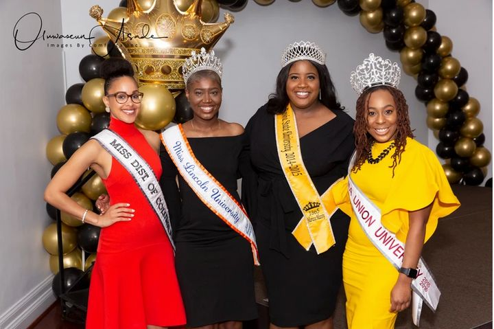 The Gorgeous Prince George's 2019 pageant.