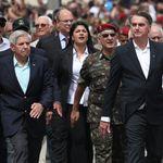 Heleno sugere a Bolsonaro 'convocar povo às ruas' contra