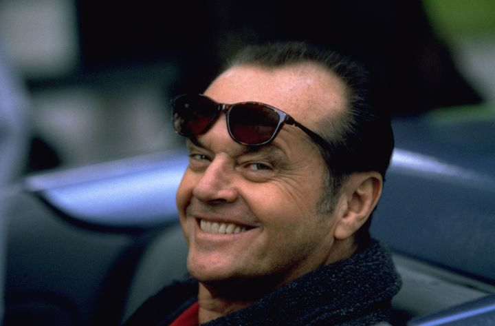 Jack Nicholson en 'Mejor... imposible'.
