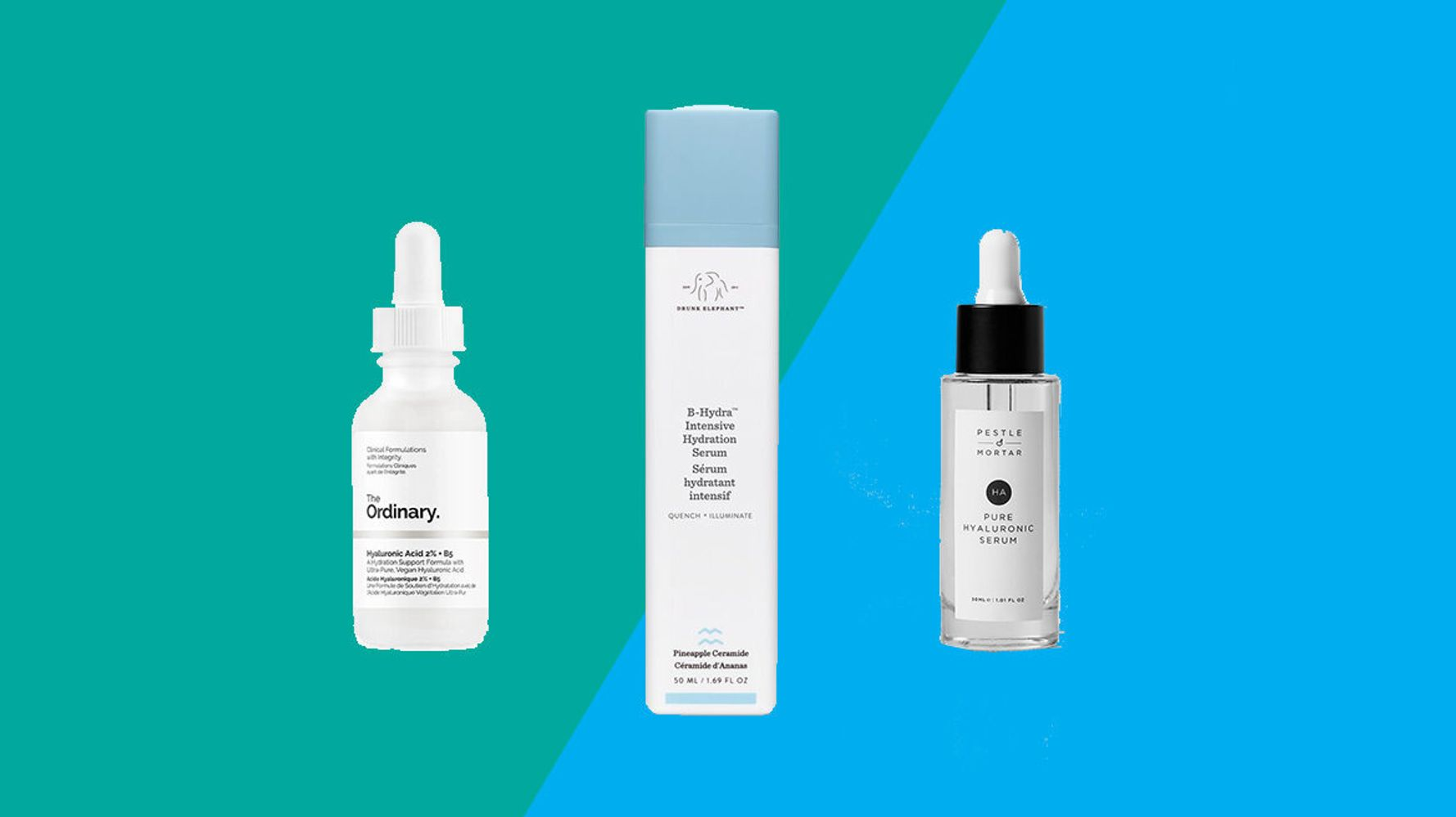 Can The Much-Hyped Hyaluronic Acid Help My Oily/Combination Skin? I Put Three Products To The Test