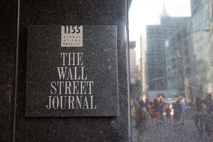 China has expelled three Wall Street Journal reporters after the paper published an op-ed that was deemed racist by the gover