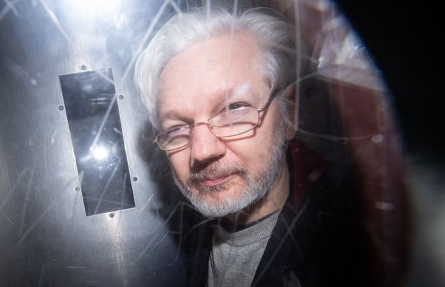 Julian Assange Fathered Two Children Inside Ecuadorian Embassy Confirms Partner During Plea For His Release