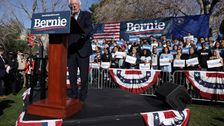 Δημοκρατικών Ψηφοφόρων Δείτε Τώρα Σάντερς Ως Κύρια Front-Runner, Δημοσκόπηση Βρίσκει