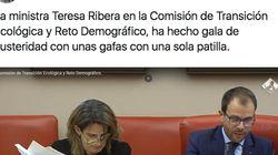 La aplaudida respuesta de la ministra Teresa Ribera a este tuit sobre sus
