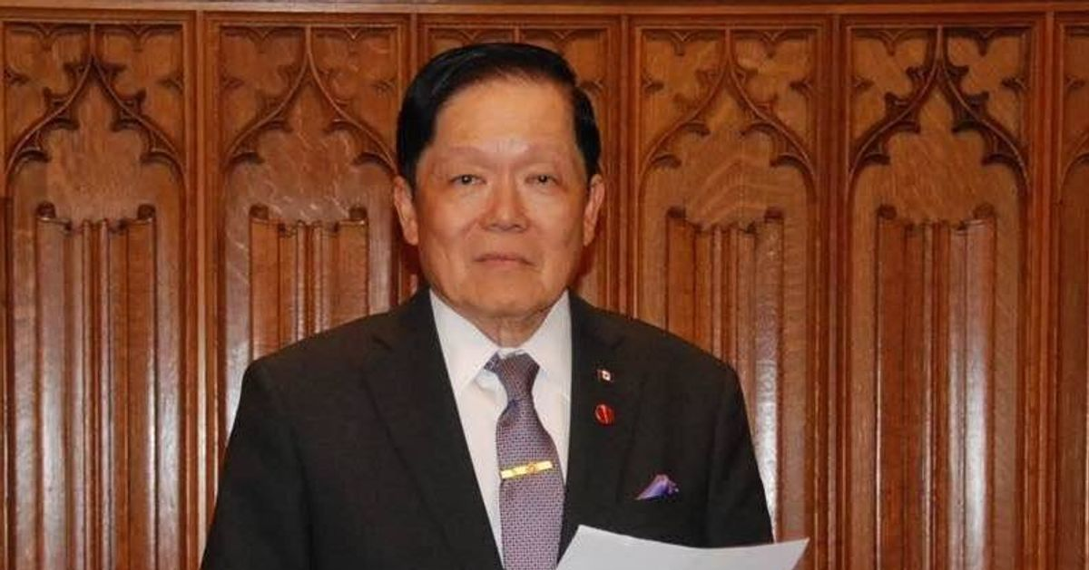 Tory Senator Broke Ethics Code 4 Times With All-Expenses Paid Trip To China