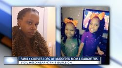 Man Charged With Strangling Girlfriend And Her 2 Daughters, Burning Their