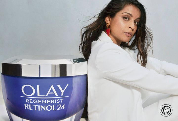 La youtubeuse canadienne Lilly Singh est aussi porte-parole de la marque.