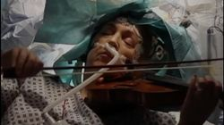 Patient Plays Violin During Brain Surgery In The