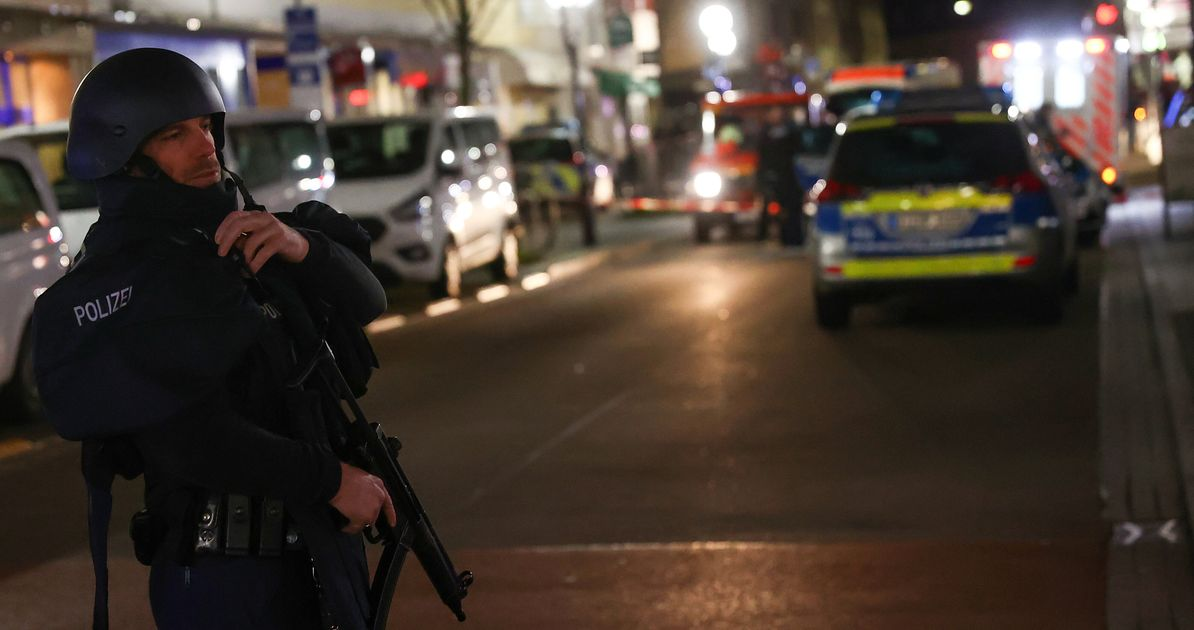 'Several People Dead' After Shooting In German City